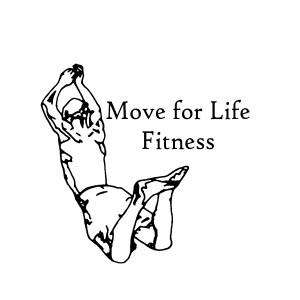 Move for Life Logo-Small-shirt design